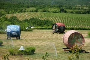 Moderne Bulgaarse wijnmaken
