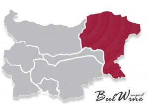 Bulgaarse oostelijke wijnregio