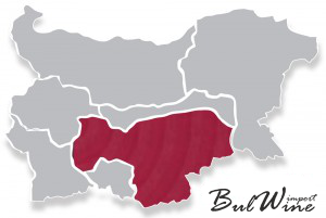 Zuidelijke Bulgaarse wijnregio
