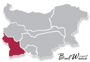 Zuidwestelijke Bulgaarse wijnregio
