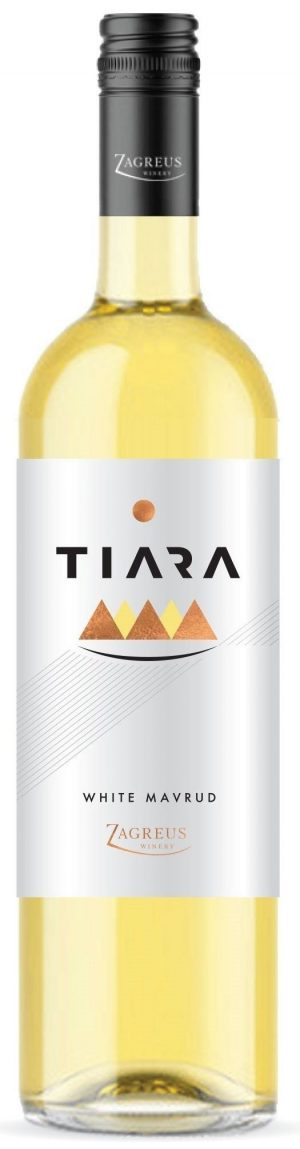 Tiara White Mavrud BIO | Blanc de Noir