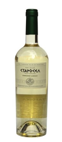 Starosel Chardonnay & Muscat